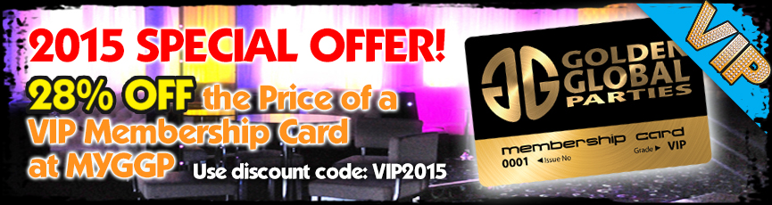 VIP Offer 2015 28% Off