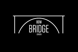Bow Bridge London logo
