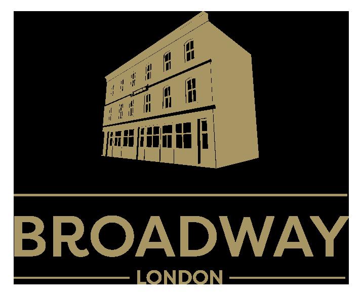 Broadway London logo